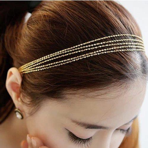 Women's Hair Chain Ladylike Fashionable Hair Hair Accessories Fine