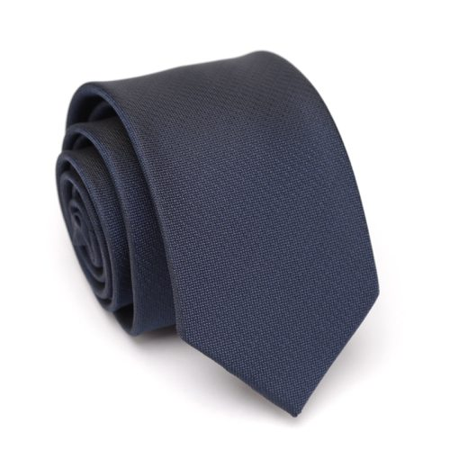 Men's Tie Fashion Simple Trendy Casual Accessory Solid Color