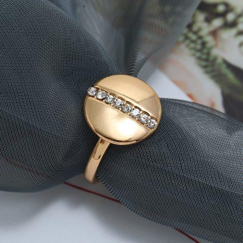 Women's Ring Ladylike Ring Rhinestone Accessories Fashion Geometric