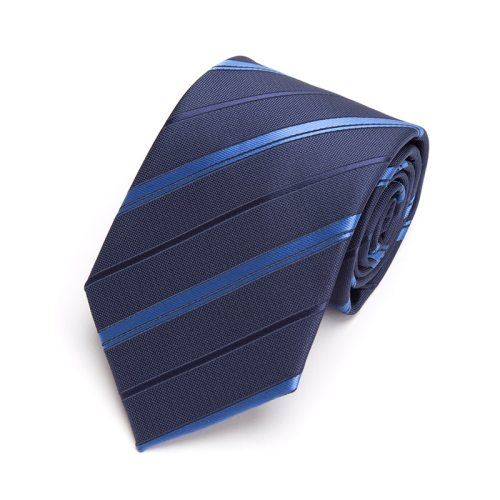 Men's Tie Color Patchwork Fashion Striped Accessory Casual
