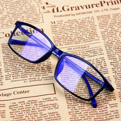 Women's Full Frame All Match Classic Eyewear Eyeglasses Accessory Fashion Rivet Cat Eye Cartoon Square Shape Ethnic