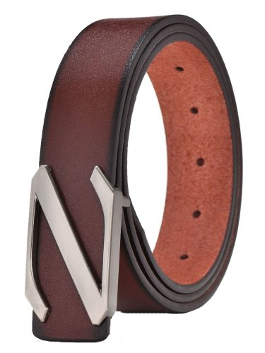 Men's Belt Pin Buckle Comfy Casual Style Belt Accessory Basic Men's Belts