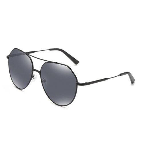 SAN VITALE Men's Sunglasses Metal Frame Fashion Glasses Accessory Sports Eyeglasses Polarized or not: yesSpecification: regularLens material :ACUV