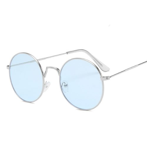 Men's Metal Frame Glasses Ethnic Sunglasses Accessory Fashion Round Circle