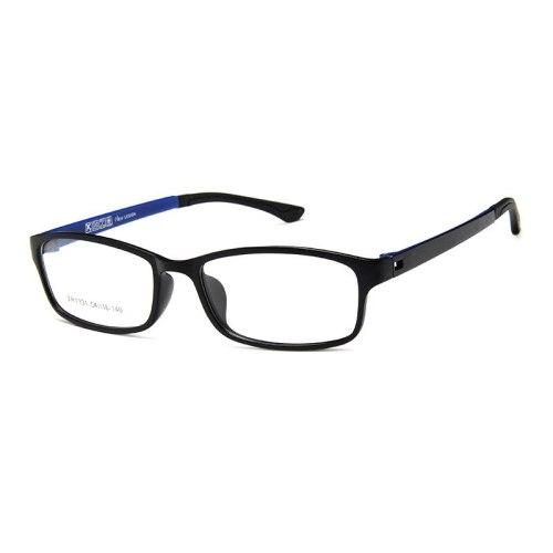 Men's Eyeglasse Square Frame Fashion Eyeglasses Sports