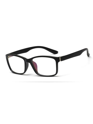 Men's Eyeglasses Ultra-light Stylish Trendy Plain Glasses Accessory Cat Eye Frame Fashion