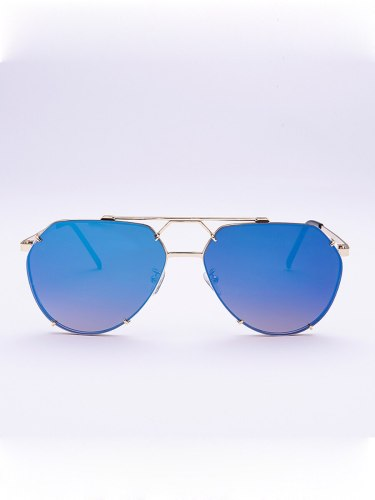 Men's Metal Frame UV Protection None Accessory Wayfarer Sunglasses Sports