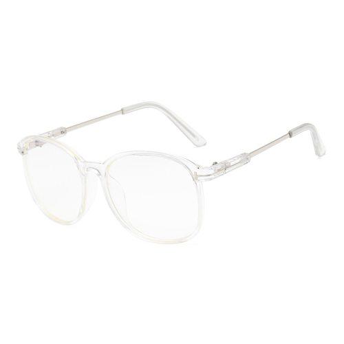 Men's Big Frame Retro Style Trendy Sports Eyeglasses