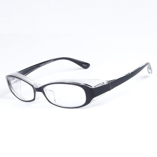 Men's Eyeglasses Anti Allergy Protective Safe Type gogglesLight transmittance 99%Frame material plastic Sports Top Fashion Protective Glasses