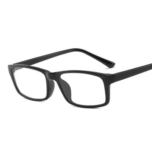 Men's Eyeglasses Simple Myopia Accessory Casual Solid Color Fashion Wayfarer