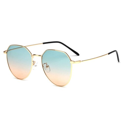 SAN VITALE Men's Sunglasses Polarized Metal Frame Fashion Polarized or not: yesSpecification: regularLens material :ACUV resistance level :UV400Frame
