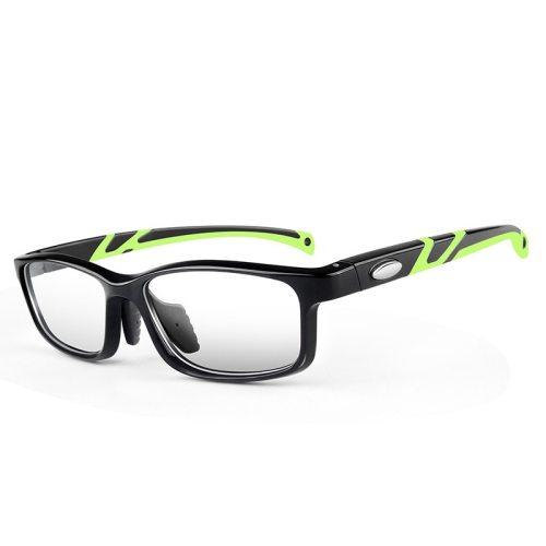 Men's Color Block Outdoor Simple Protective Eyeglasses Contrast Color Casual Sports
