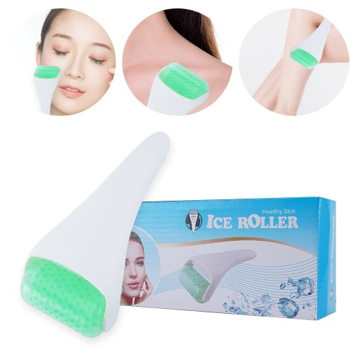 Facial r Beauty Instrument Stainless Steel Ice Roller Massage All Skin Type
