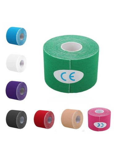 1Pc 5M Sports Bandage Muscle Protective Strain Tape Health palm Soothing