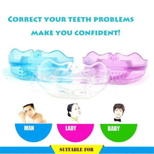 The Second Stage Teeth Orthodontic Trainer Braces Teeth Alignment For Adult and comfortable