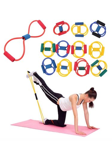 Training Resistance Bands Rope For Yoga Sports Chest Fat Burning prevent sagging breast  -Recovery equipment Leg