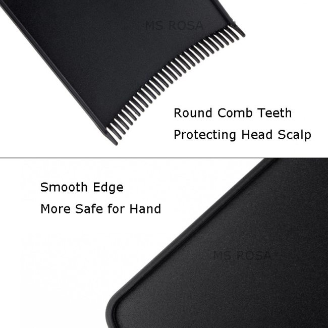 Professional Dye Board Professional Hair Color Comb Borad Beauty Hair Salon Shaping 49g largeIntroduce: new hair dye board medicine board baking oil