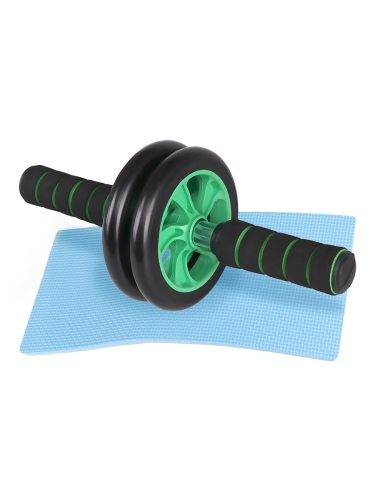 Abdominal Wheel Roller Multi Function Belly Tighten Strengten Excercise Body Fat Burning safe and reliable
