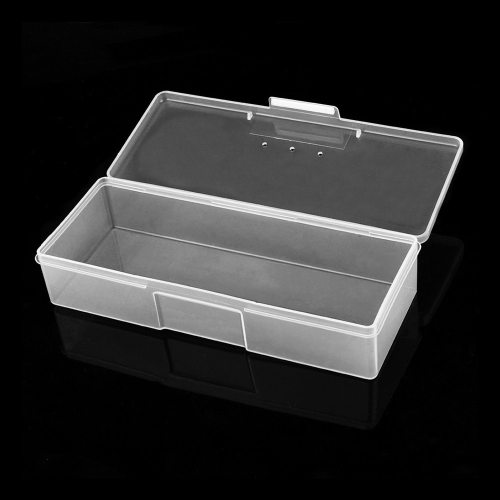 Multi-functional Plastic Storage Case Rectangle Organizer Tattoo Blade Needle Storage Box Makeup Brush Tattoo Suppliers etc It can store a variety of
