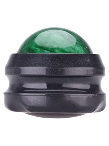 Green Roller Ball Manual Acrylic Back Roller Household Fat Burning Body SUPERB QUALITY MASSAGER:The massage ball roller is a superb quality is made
