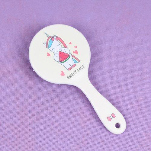 Cartoon Air Bag Comb Professional Styling Hair Comb Massage Air Cushion >20 cm Curling