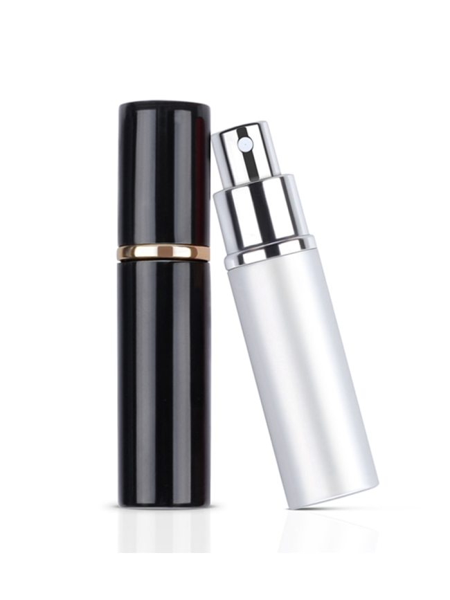 Portable Travel Spray Bottle Light Perfume Bottle Makeup Spray cosmetic container