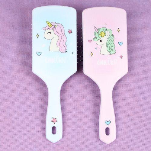 Cartoon Pattern Air Bag Comb Professional Massage Air Cushion Hairbrush Beauty Hair 16-20 cm Curling