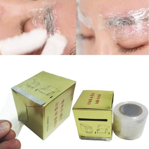 Professional Eyebrow Tattoo Plastic Wrap Preservative Numbing Film Makeup Supplies Tattoo Kits NON-TOXIC: made of high-grade material that is safe