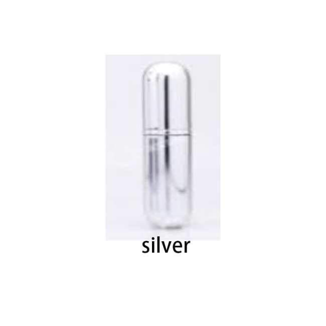 5 ml Perfume Dispensing Spray Bottle Portable Cosmetic 5ml color perfume dispensing spray bottle empty bottle round head perfume spray pen small