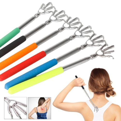 1 Piece Convenient Claw Telescopic Ultimate Stainless Steel Massager Back you can retract it down to 85   World's coolest back scratcher4 As a gift