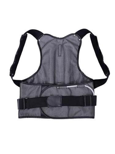 LEAMAI Inflatable Posture Corrector Back Belt Support Back Brace Relief from The Pressure on The Waist fits to your body and will not pitch or your