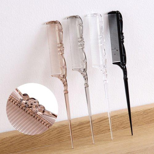 Rat-tail Comb Creative Stylish Hair Comb Beauty Hair 16-20 cm