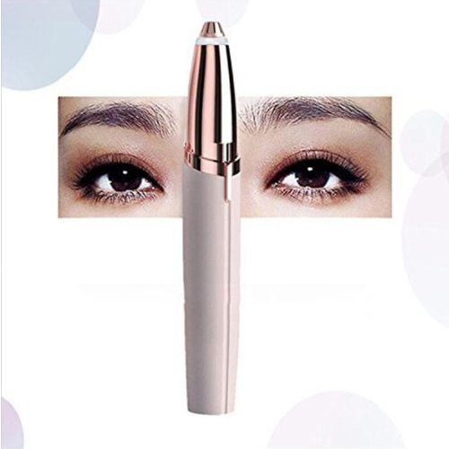 Electric Eyebrow Trimmer Portable Universal Portable anywhereThe new gold standard and first precision hair remover that instantly and painlessly for