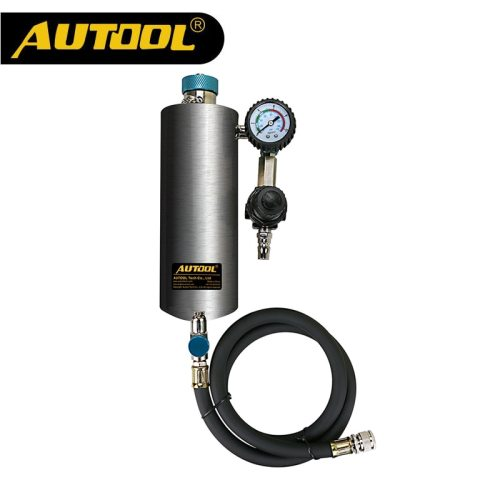 AUTOOL C80 Car Fuel Cleaning Machine Cleaner Washing Tool Non-Dismantle Automotive For Auto just adjust the pressure of the air source 1-5PSI kgTank: