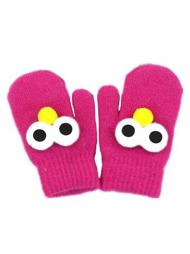 Baby Gloves Solid Bird Decoration Mitten Cartoon