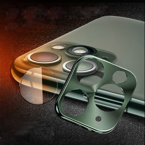 Camera Lens Protector Aluminum Alloy HD Tempered Glass Protector For Back Protector Apple Others