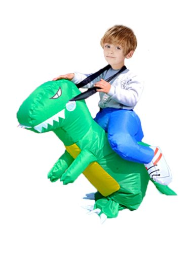 1 Pc Boy's Costume Creative Dinosaur Design Holiday Cosplay Cosplay Coat 120cmsuitable for height 80CM-120CM150cmsuitable for height for height