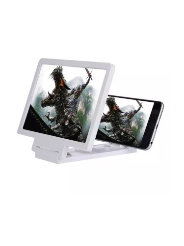 Enlarged Screen Holder Portable Durable Screen Enlarger For iphone/Android Smart Screen Magnifier Smartphone Holder