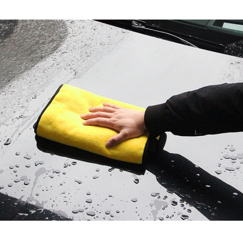 1 Piece Car Towel Universal Soft Portable Cleaning Fiber Foldable Other Multi-Functional Towel