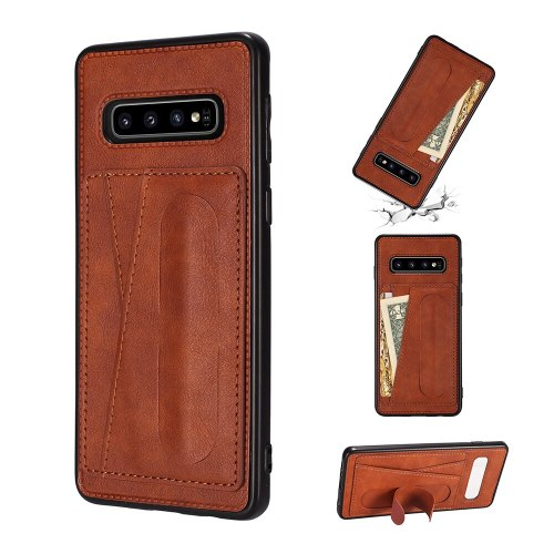 Series Phone Cover Retro Functional Protective Case With Fresh With Holder SAMSUNG Wallet Type Samsung