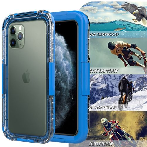 iPhone 11/11 Pro/11 Pro Max/Xs Max/XR/Xs/X Phone Cover Professional IP68 Waterproof Phone ParameterFeaturesIP68 professional waterproof case Hard