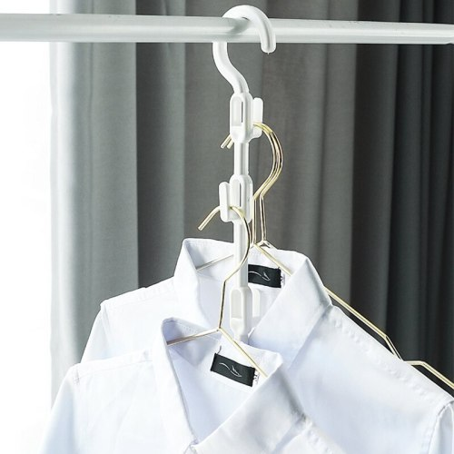 1 Piece Clothes Drying Rack Simple Durable Home Hangers