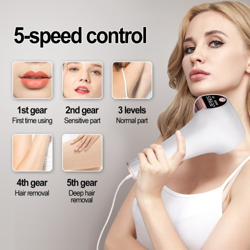 IPL Hair Removal & Blackhead Remover Set Multi-Functional Beauty acne removal Laser Hair Removal