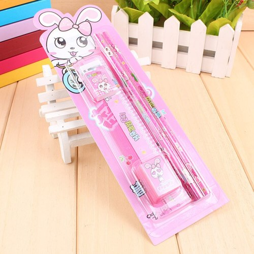 10 Pieces Gift Set Creative Cartoon Cute Children's Holiday Gift Primary School Gift Learning 1 Name: Stationery Set2 Baby size: 74x239x16cm3 Baby