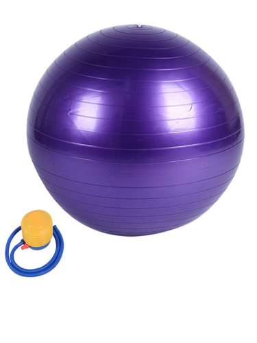 Yoga Ball Portable Lightweight 65CM Explosion Proof Thin Ball Sports Yoga fitness equipment
