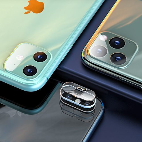 iPhone 11/11 Pro/11 Pro Max/X/Xs/Xs Max 9H Back Camera Lens Screen Protector Tempered Glass Features9H Hard Tempered GlassScratch-resistantPackage 1x