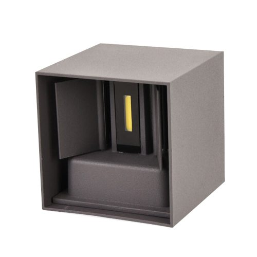 Adjustable Light Cube Led Bathroom Light Wall Lamp Waterproof Modern Home Lighting Outdoor high luminous efficiency