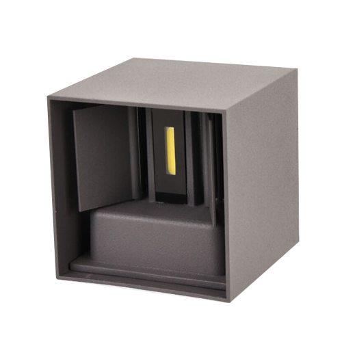 Adjustable Light Cube Led Bathroom Light Wall Lamp Waterproof Modern Home Lighting Outdoor high luminousefficiency