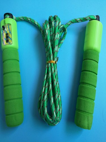 Jumping Rope Universal Durable Fitness Weight Reducing Jumping SpecificationsLength: 28 mItem: YLM-882Applicable scene: fitness body