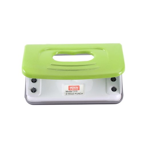 One Piece Paper Punch Creative Double Holes Paper The hole thickness is 03cmDrilling method: manualProduct specification: 10*6cmNumber of holes hole